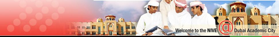 Welcome to the NIVE @ Dubai Academic City